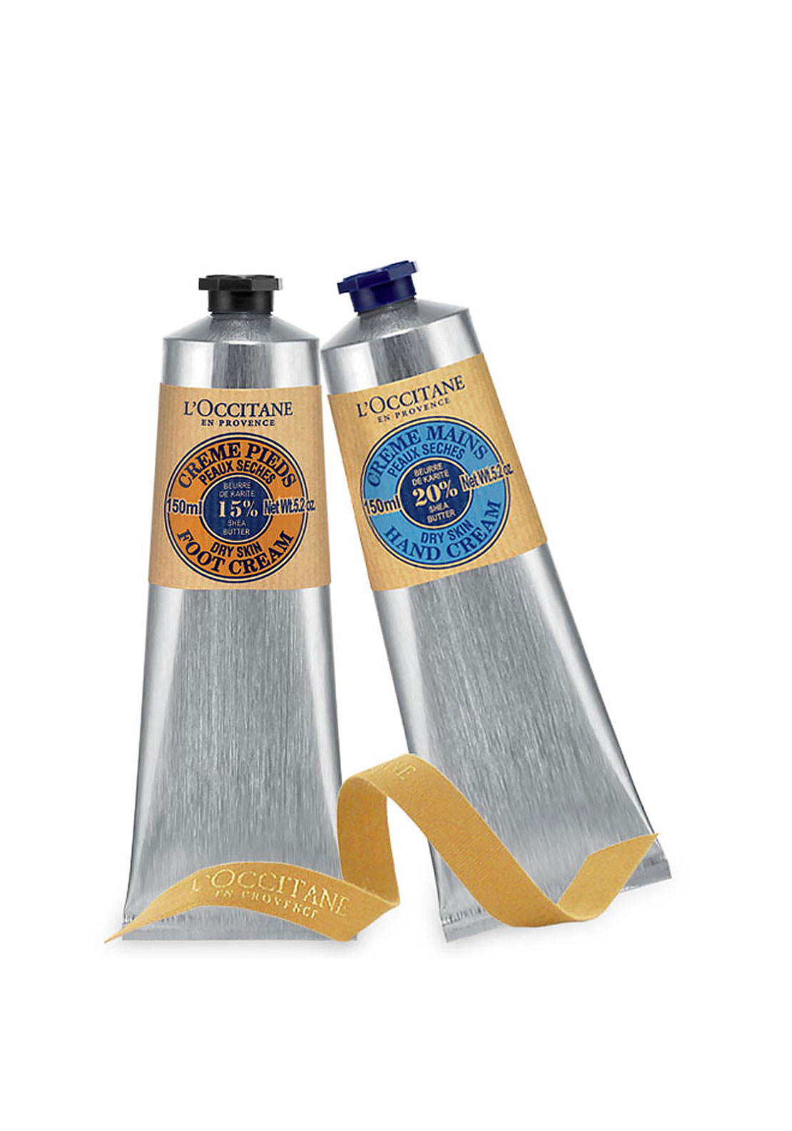 L'Occitane Shea Butter Hand & Foot Food Duo