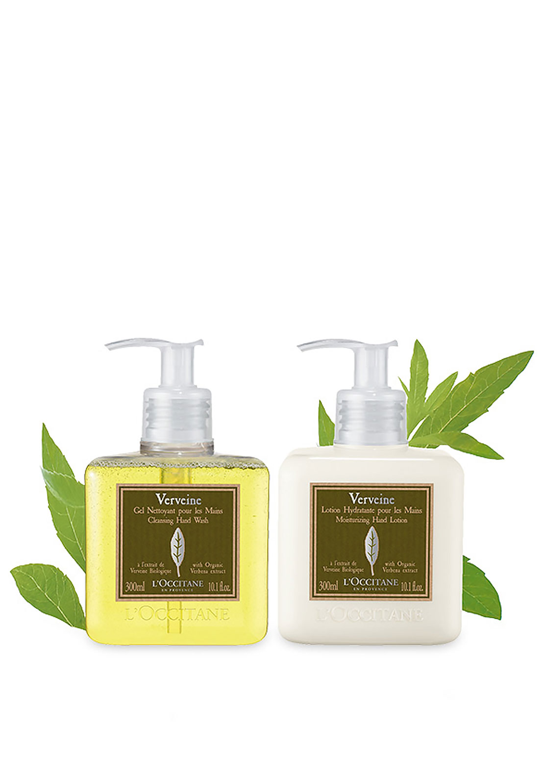 L'Occitane Verveine Hand Wash & Hand Lotion Duo