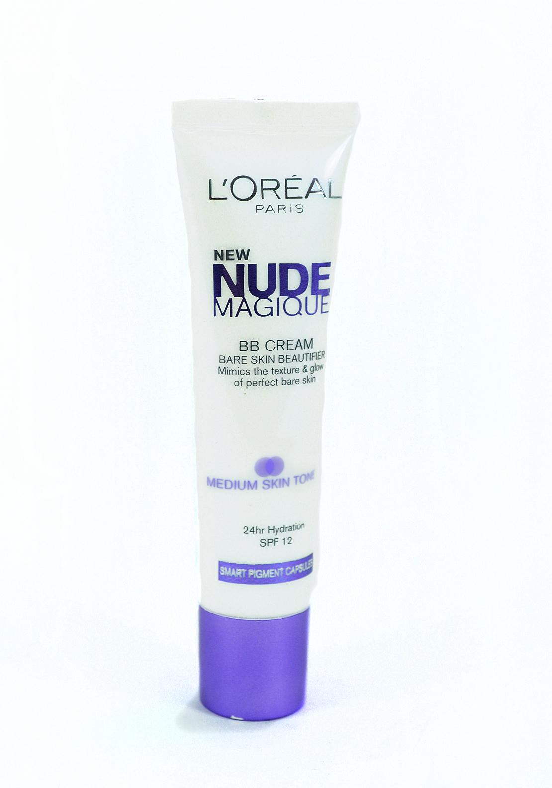 L'Oreal Nude Magique BB Cream, Medium Skin Tone
