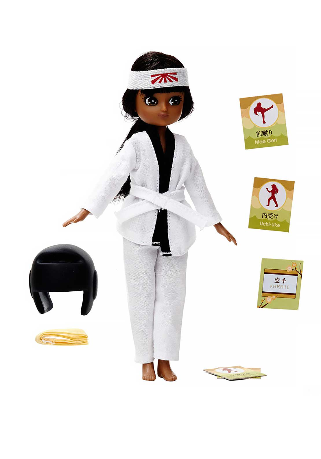 Lottie Dolls Kawaii Karate