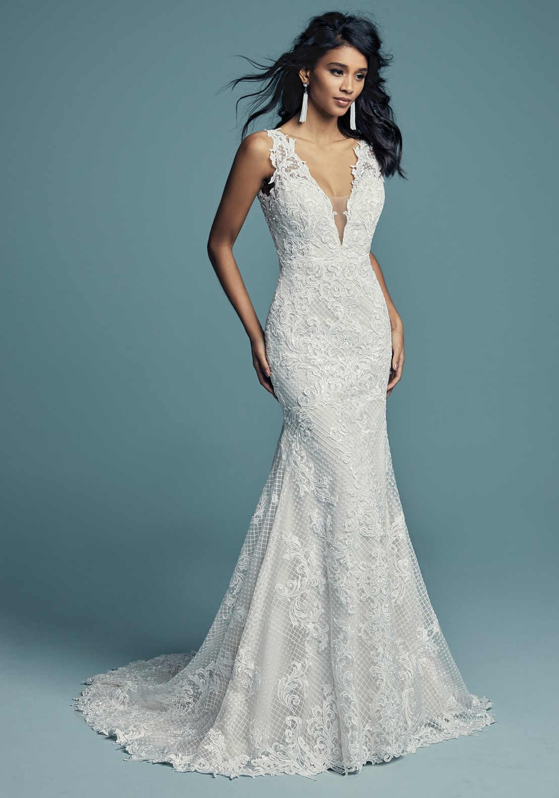 Maggie Sottero Hailey Wedding Dress