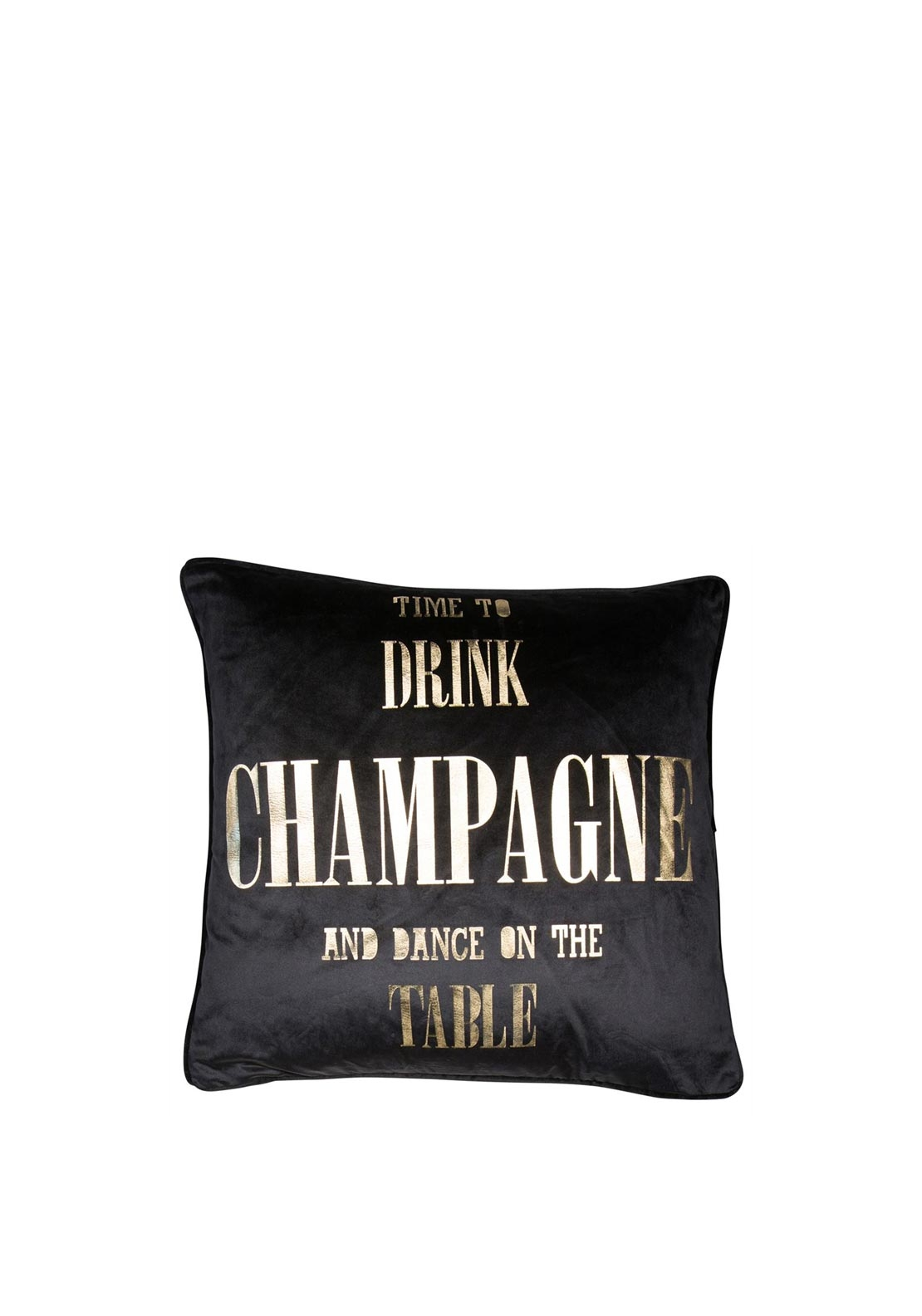 Malini Champagne Cushion