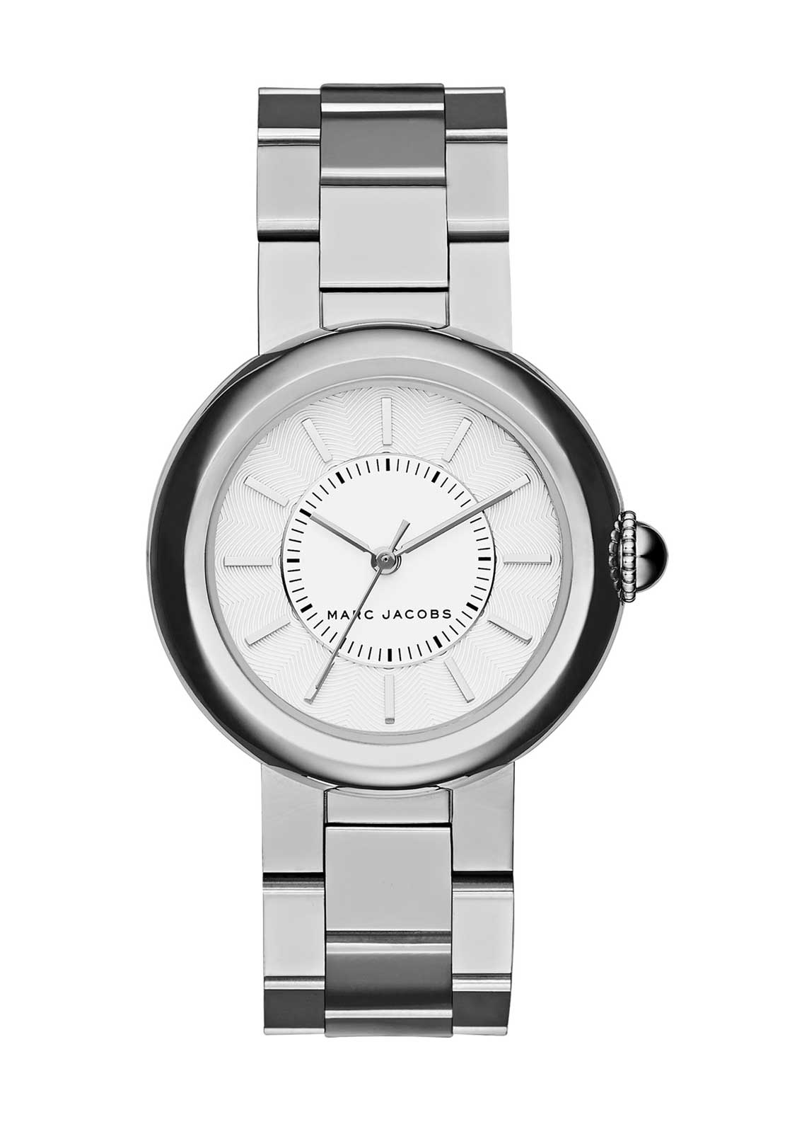 Marc Jacobs Womens Courtney Watch, Silver