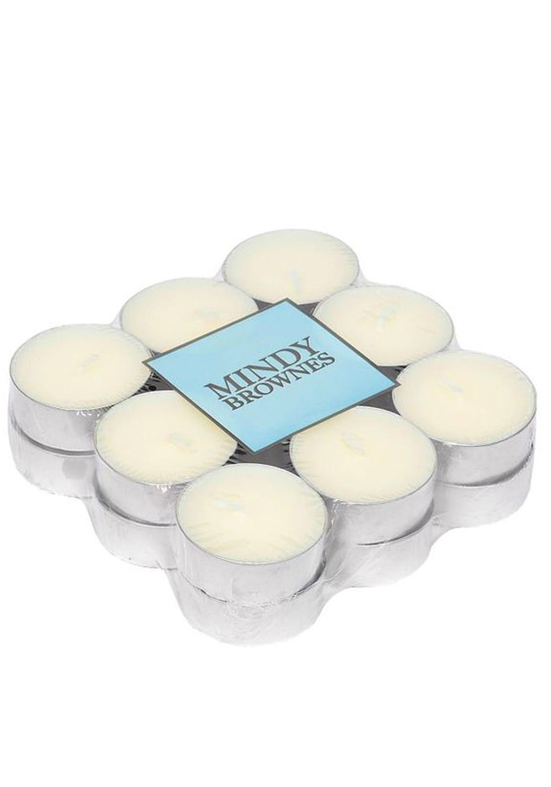 Mindy Brownes Vanilla Scented T-Lights, Set of 18