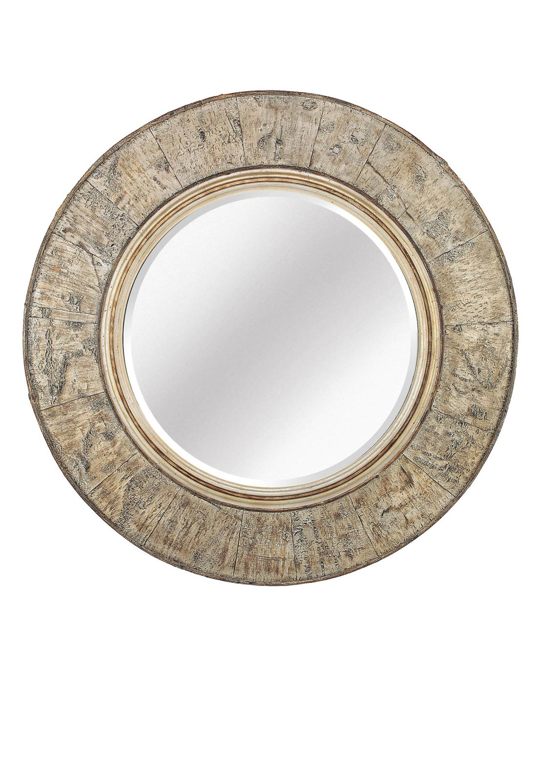 Mindy Browne Kellie Wooden Mirror