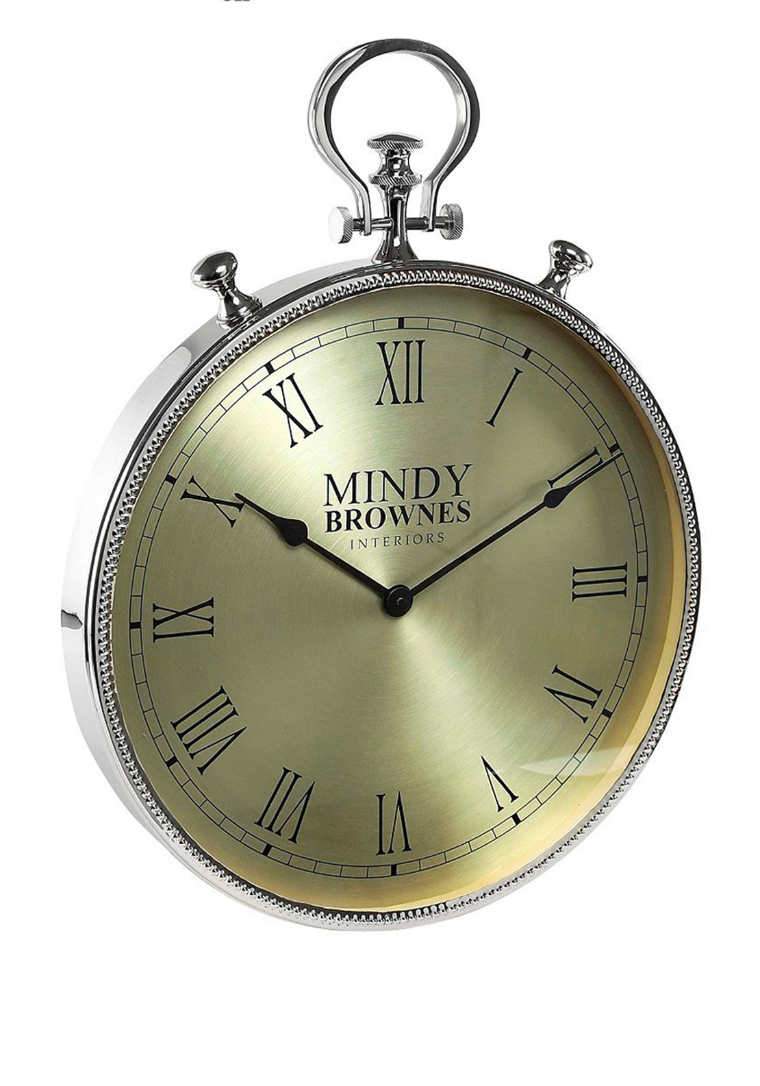 Mindy Brownes Aida Wall Clock, 21 inches