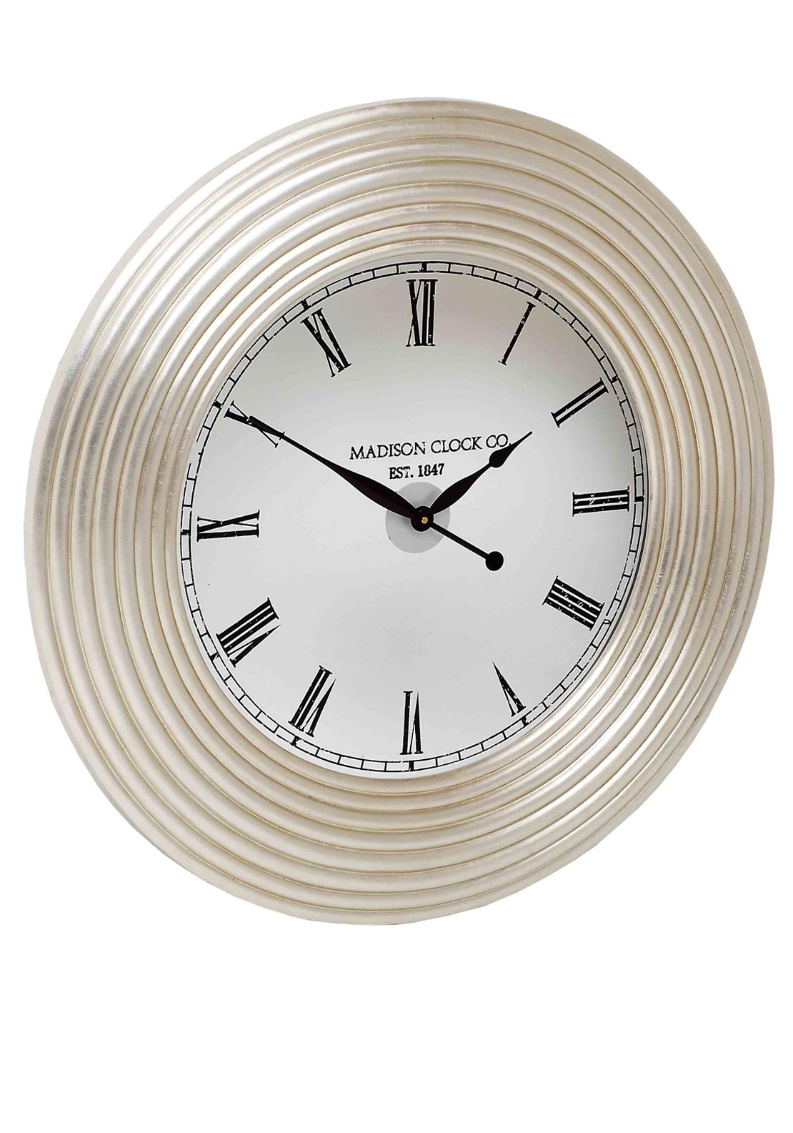 Mindy Brownes Round Vaughan Clock, 36 inches
