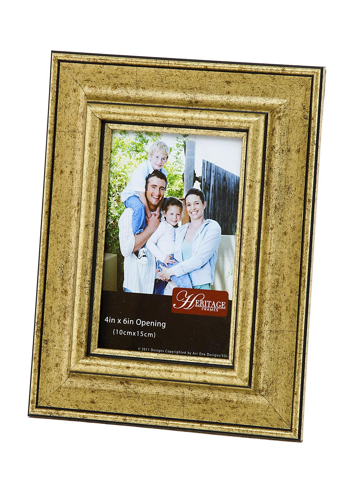 Mindy Brownes Latin Frame, 4 x 6 inches
