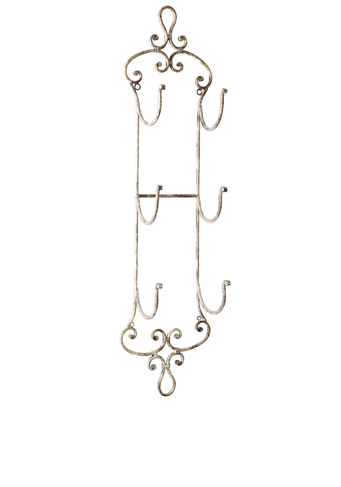 Mindy Brownes Wall Mounted Paper or Towel Rack, 39 inches