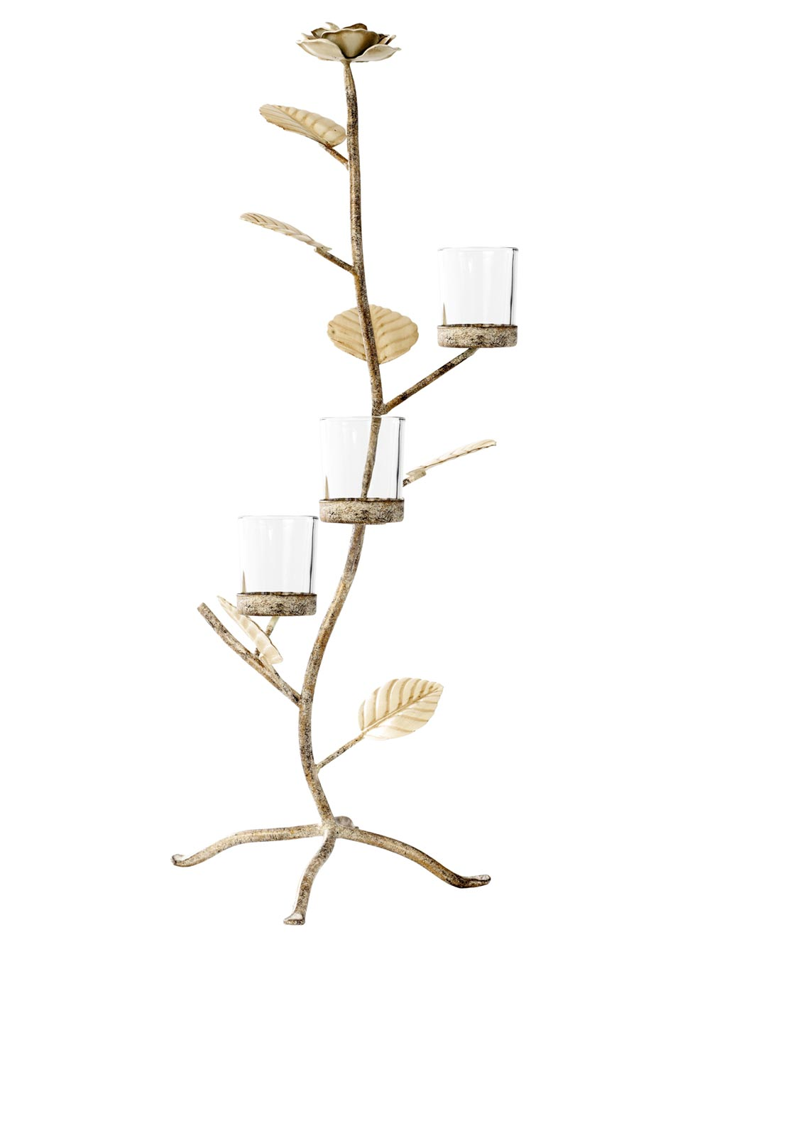 Mindy Brownes 3 Tier Tea Light Stand, 21 inches