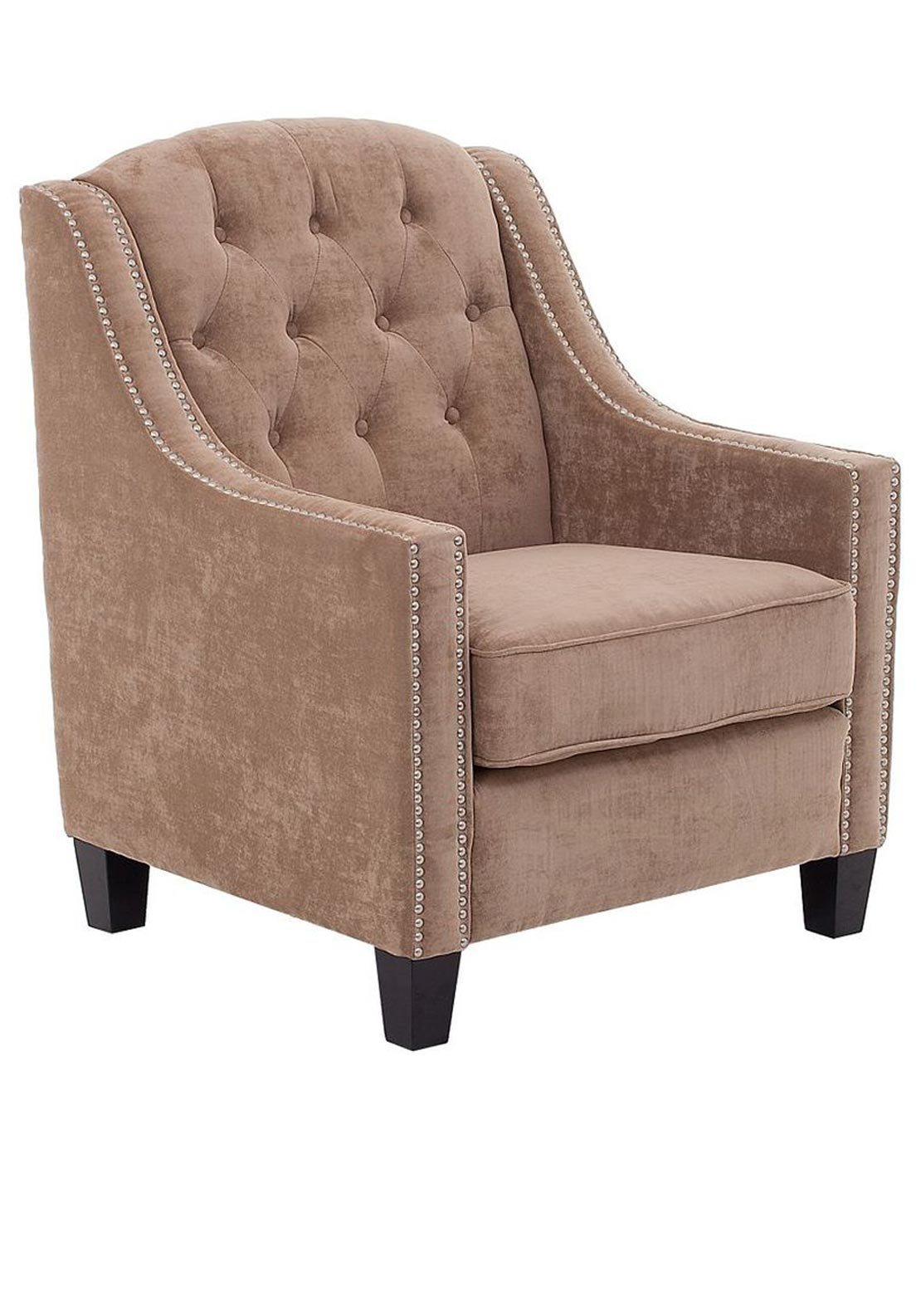 Mindy Brownes Cruz Armchair, Beige