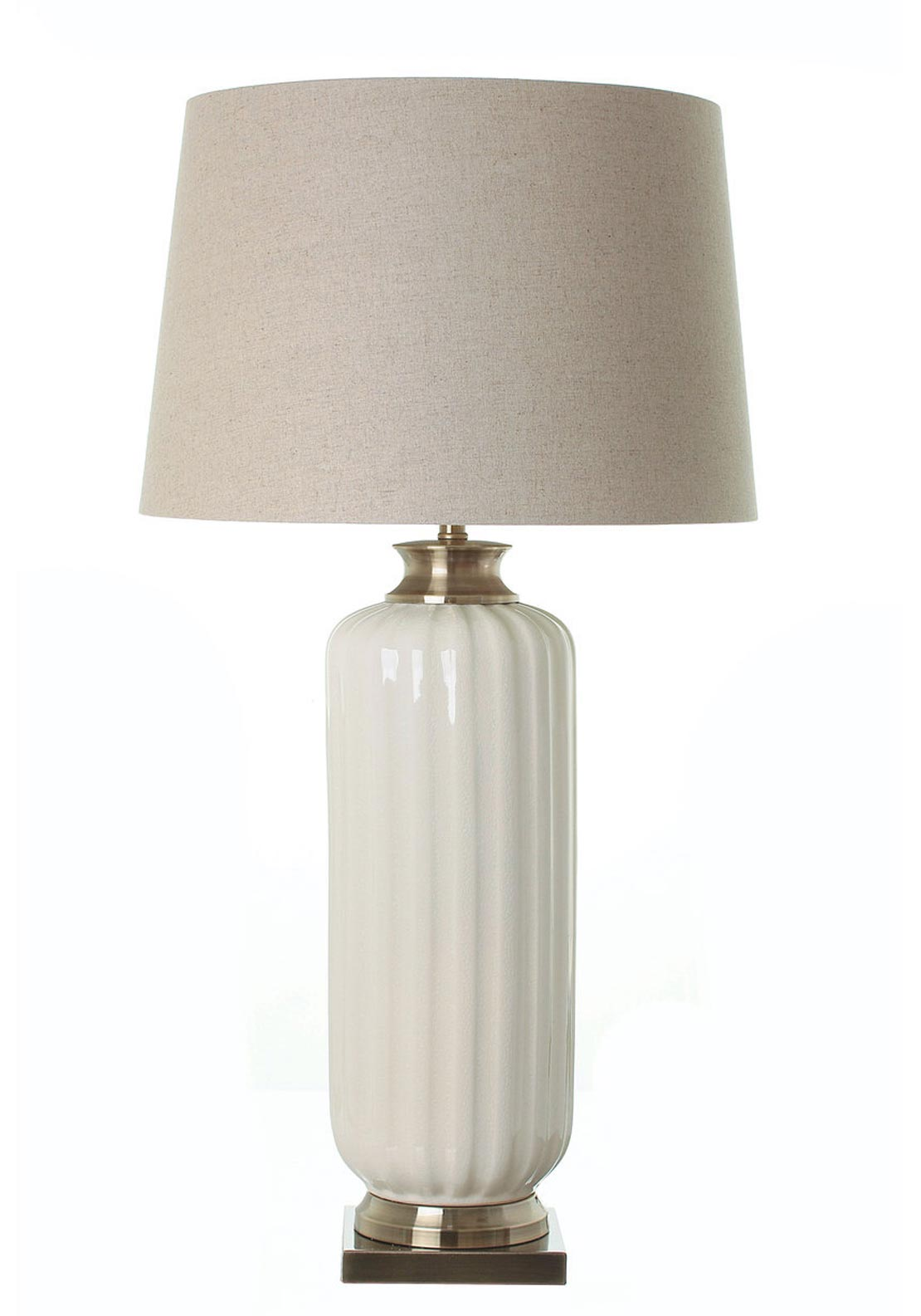 Mindy Brownes Tia Lamp, White