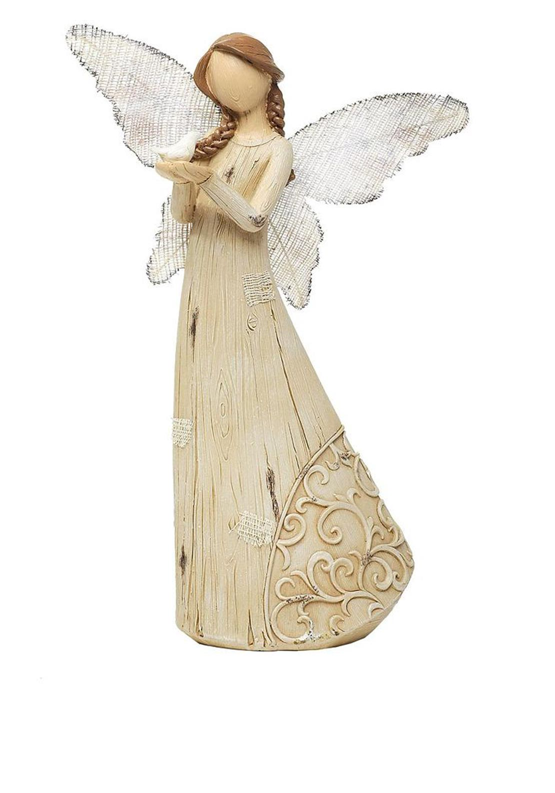 Mindy Brownes Love Angel Peace Ornament