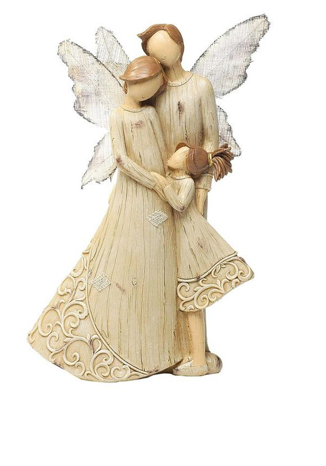 Mindy Brownes Love Angel Family Ornament
