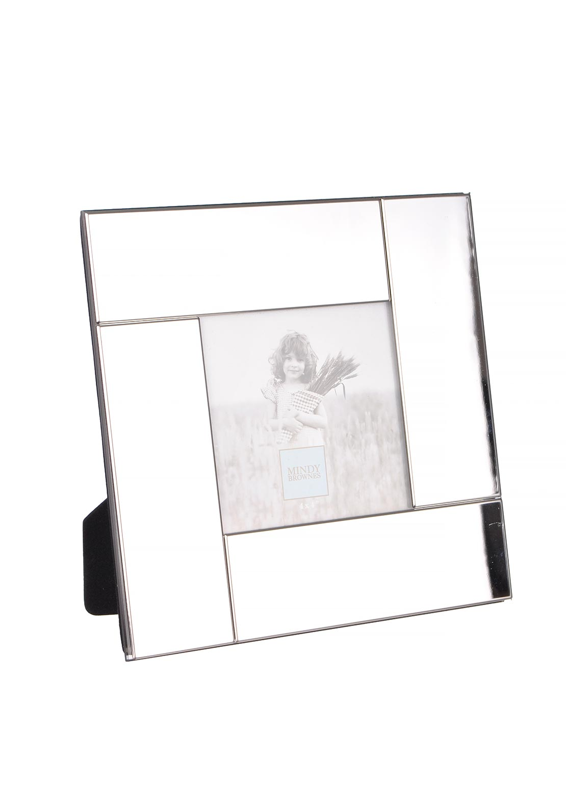 Mindy Brownes Cori Photo Frame, 4 x 4 inches
