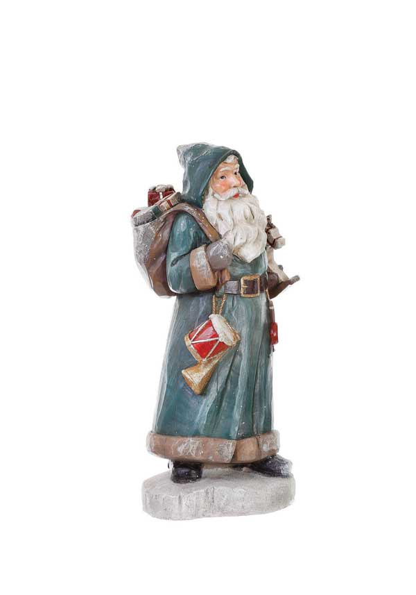 Mindy Brownes Vintage Santa, Small