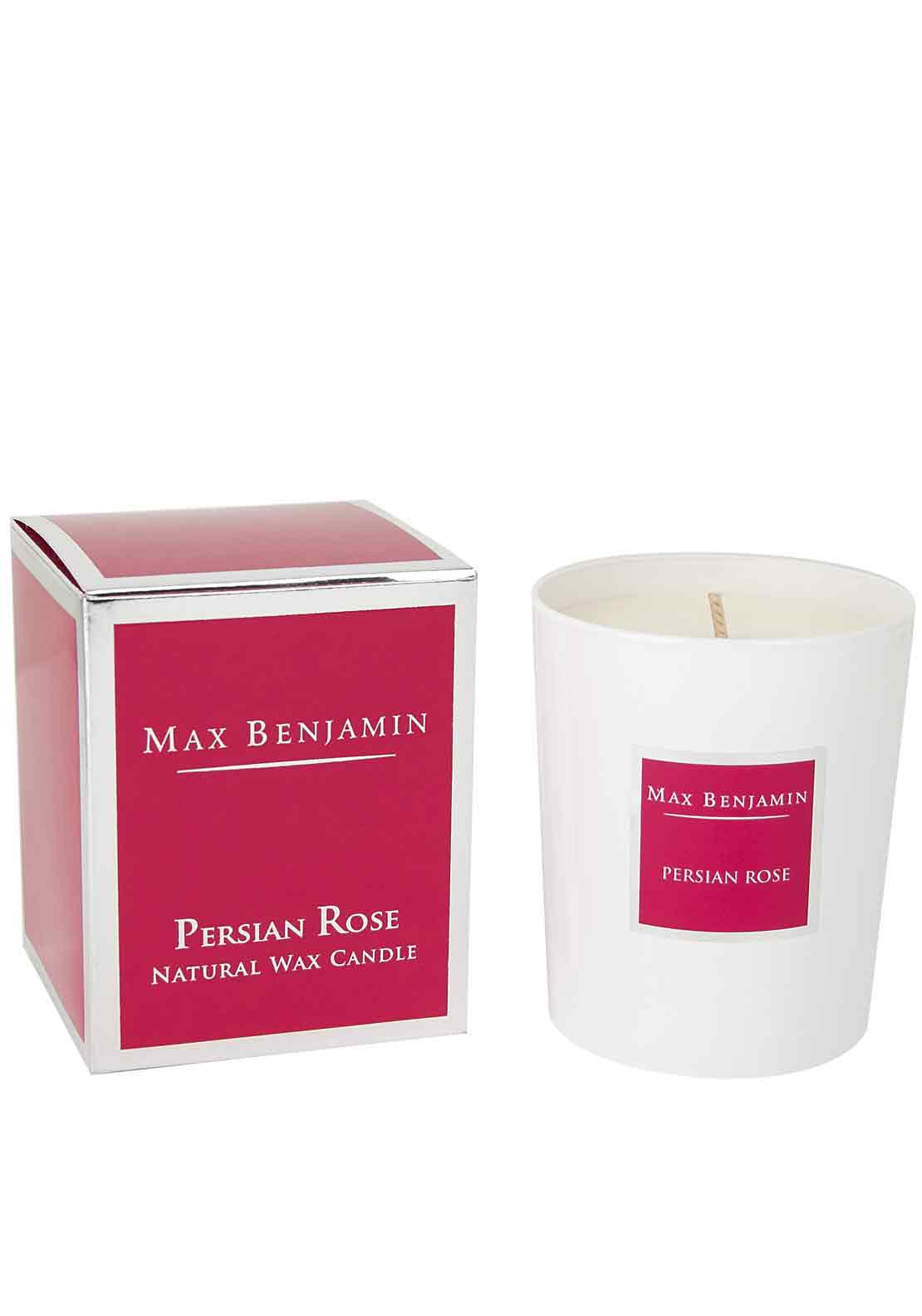 Max Benjamin Persian Rose Scented Candle
