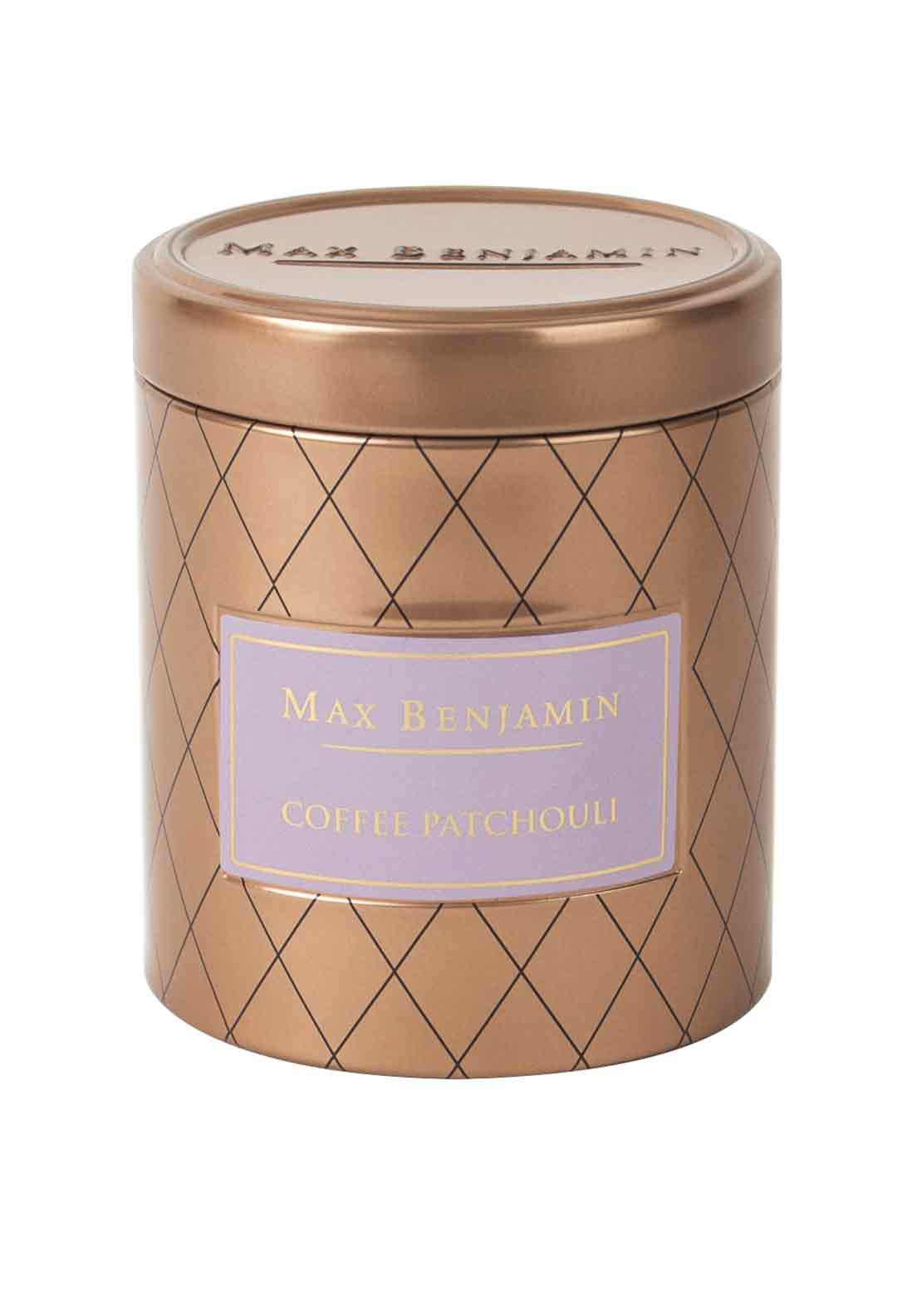 Max Benjamin Coffee Patchouli Scented Candle