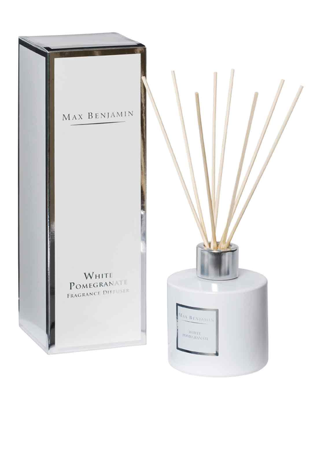Max Benjamin White Pomegranate Fragrance Diffuser