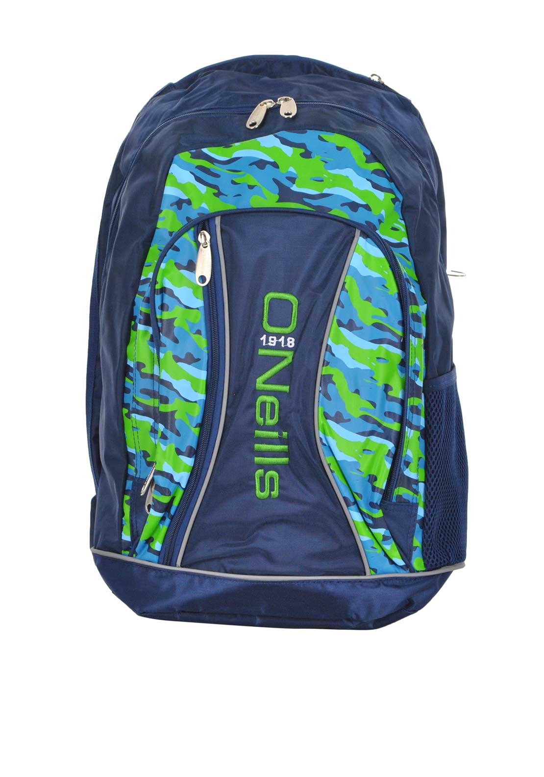 O'Neill's Camouflage Marley Back Pack School Bag, Marine