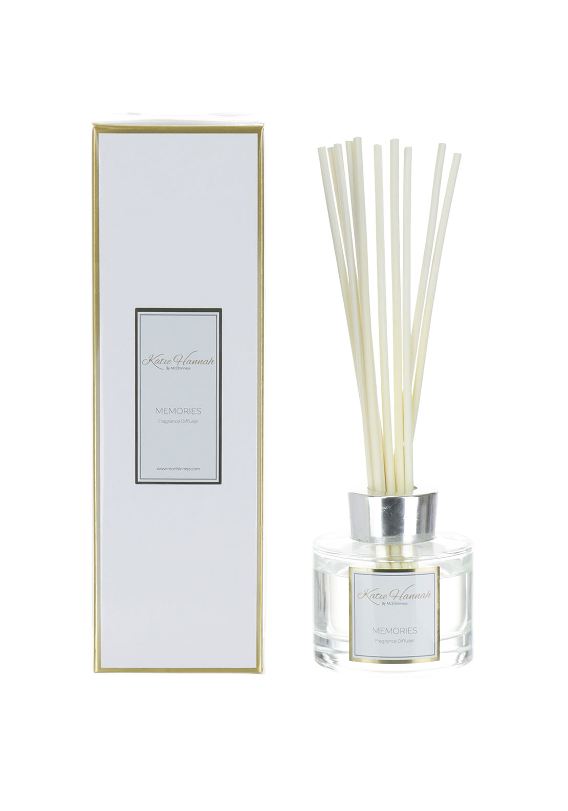 Katie Hannah By McElhinneys Memories Reed Diffuser