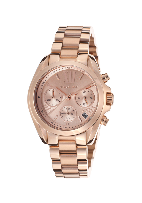 Michael Kors Ladies' Bradshaw Mini Chronograph Watch