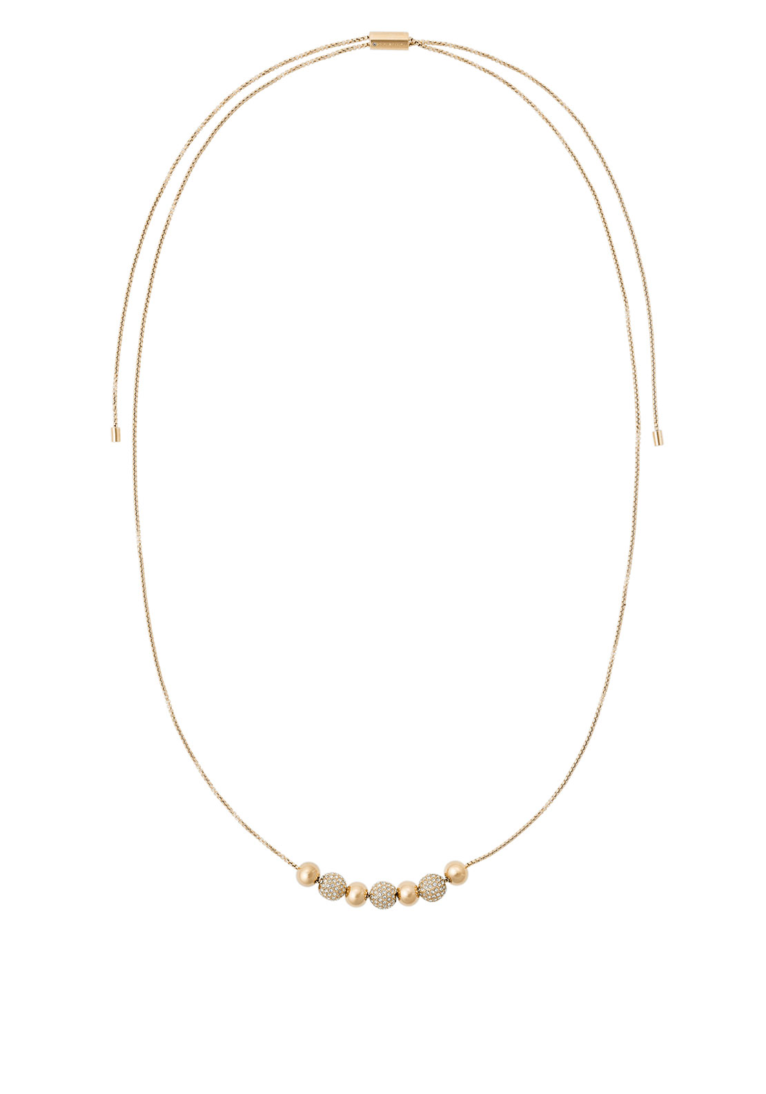 Michael Kors Necklace, Gold