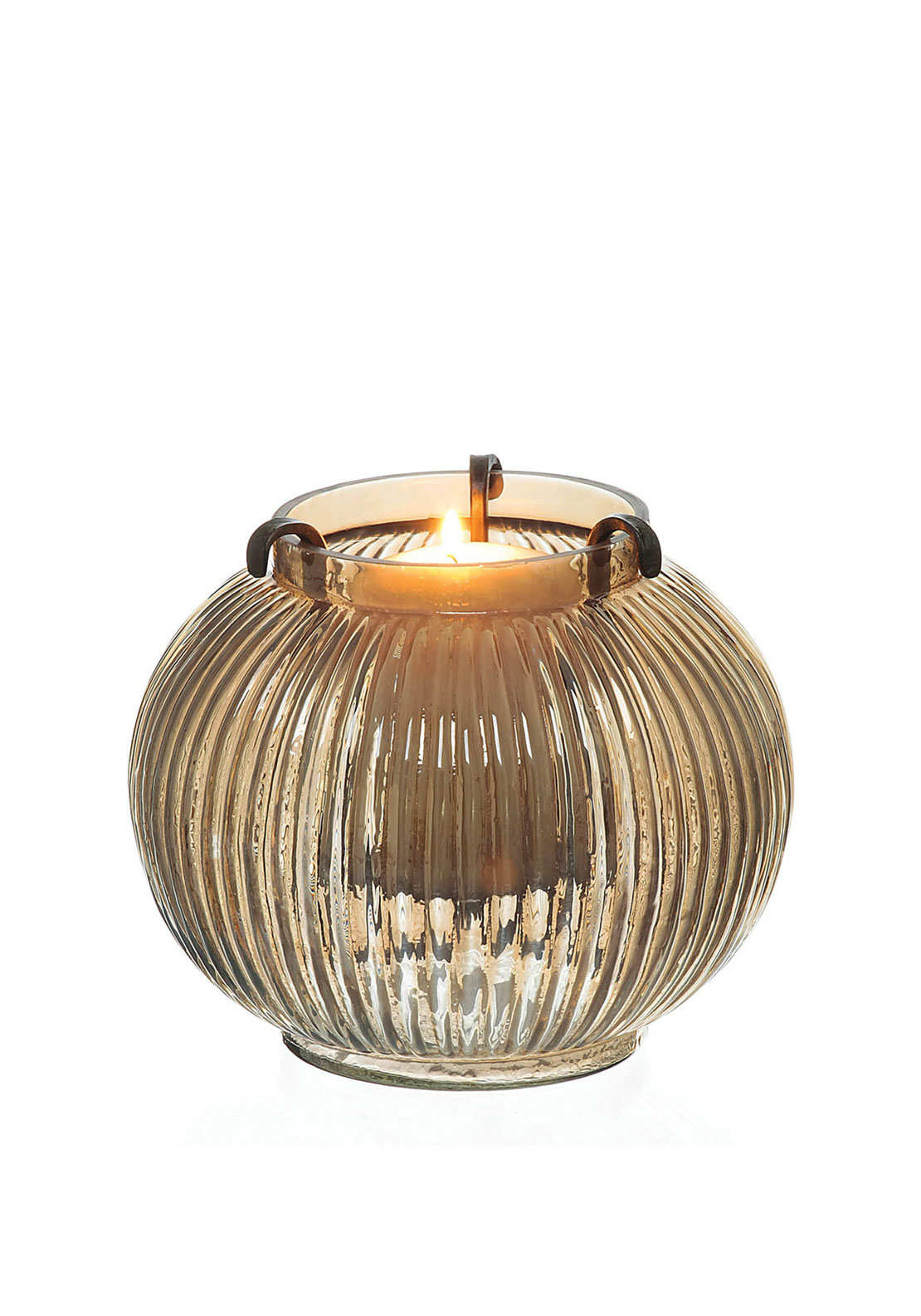 Mindy Brownes Oval Candle Holder