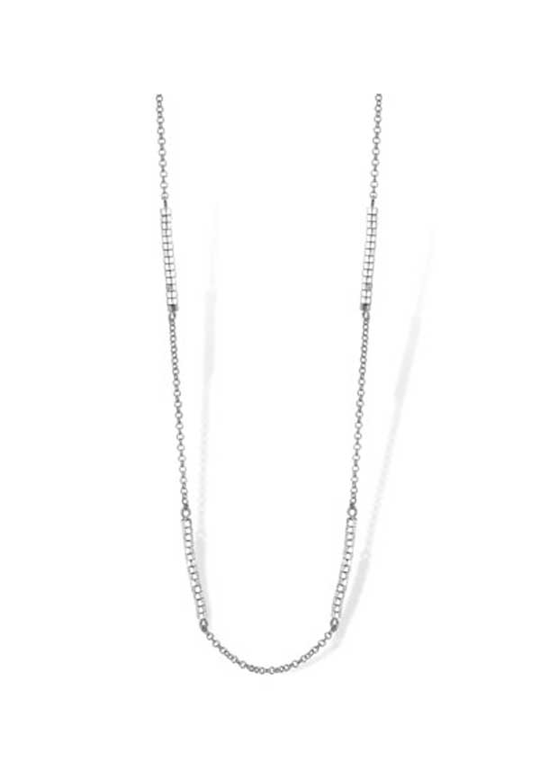 Mi Moneda Evita Chain, Sterling Silver