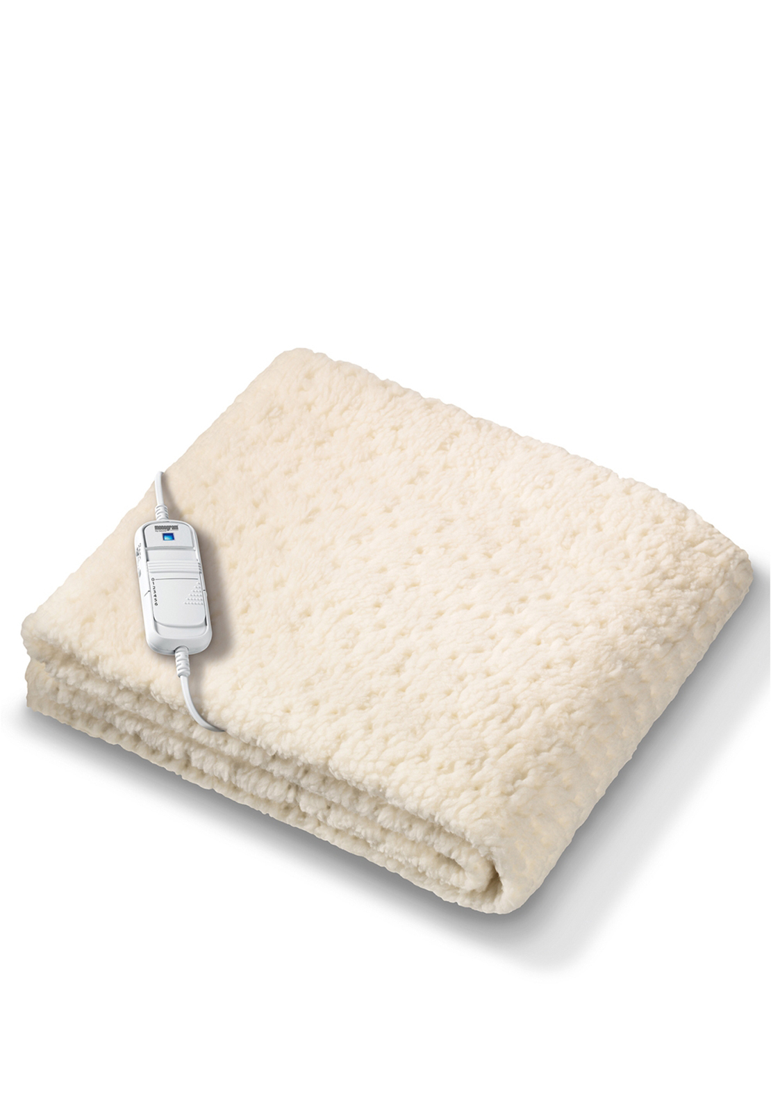 Monogram Komfort Heated Mattress Cover Single