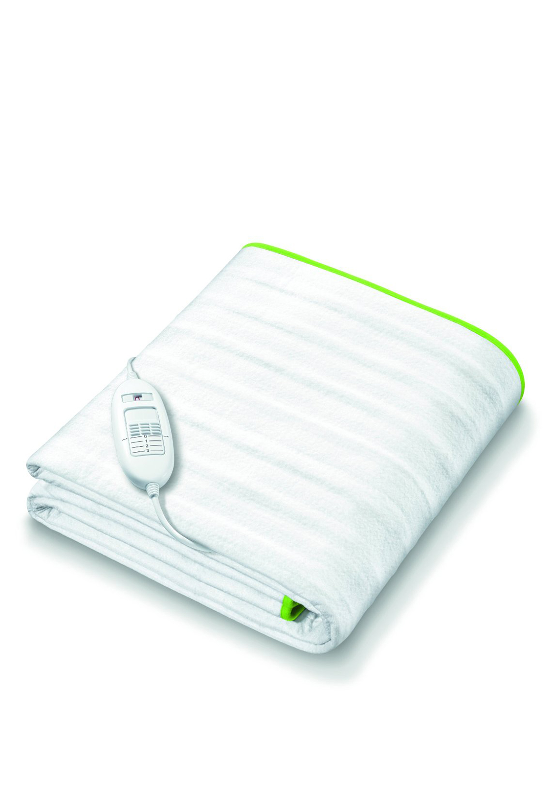 Monogram Ecologic Heated Mattress Cover Double