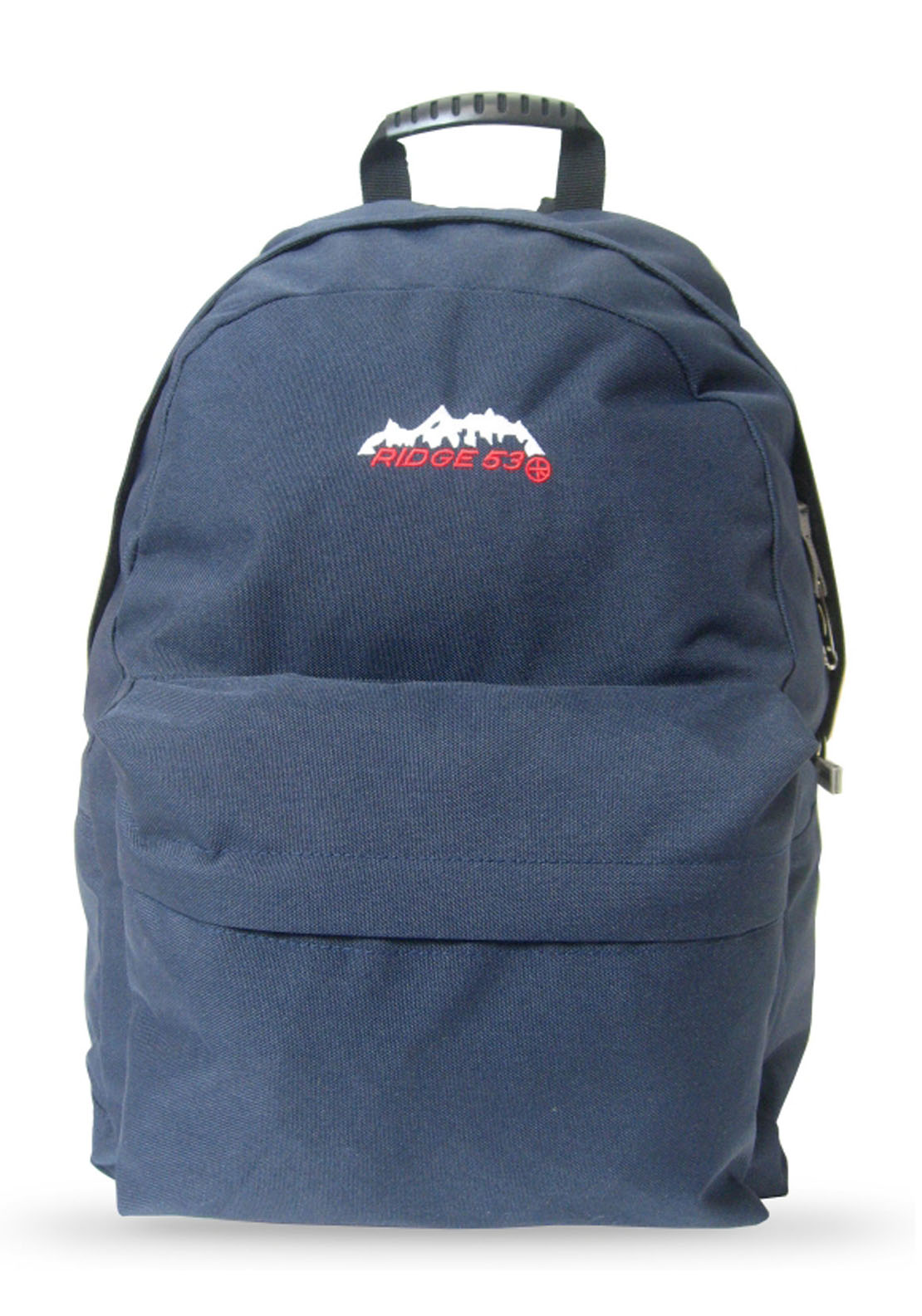 Ridge 53 Morgan Backpack School Bag, Navy