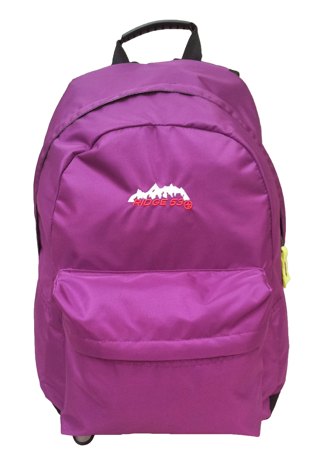 Ridge 53 Morgan Backpack School Bag, Purple
