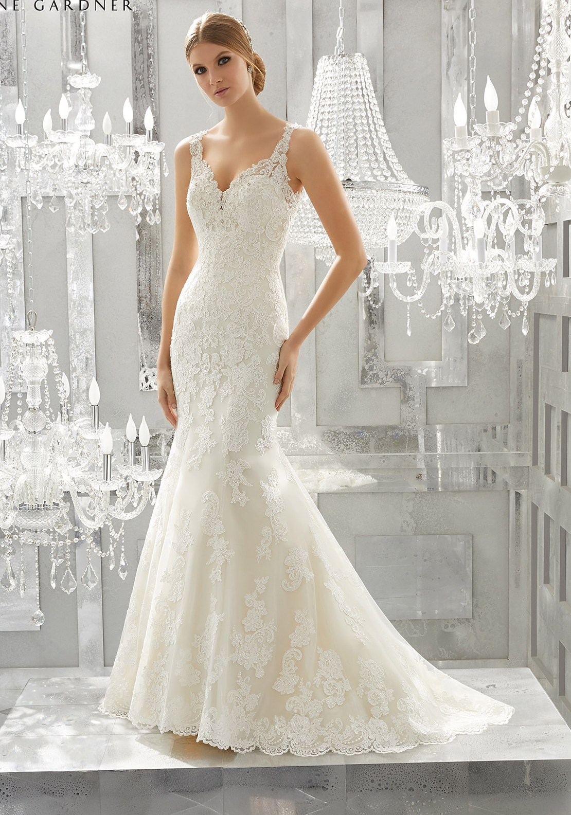 Mori Lee 8183 Wedding Dress