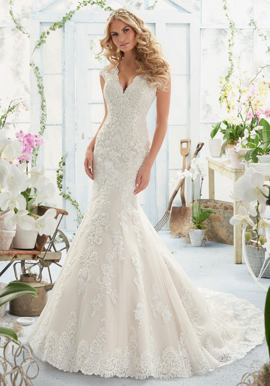 MORI LEE BRIDAL 16S LGD
