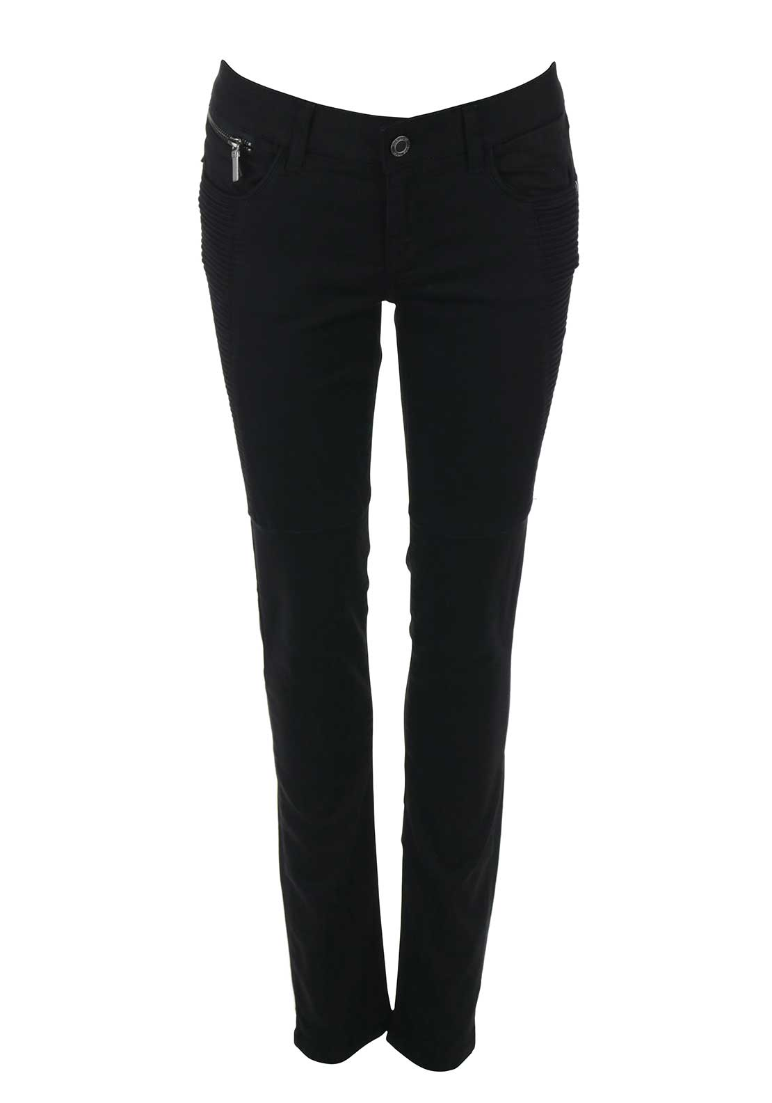 Mos Mosh Thurman Slim Leg Jeans, Black