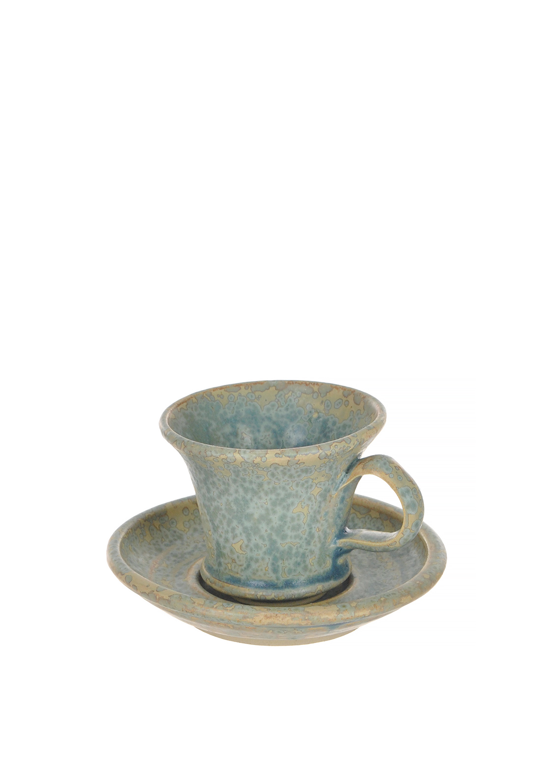 Moville Pottery Espresso Set