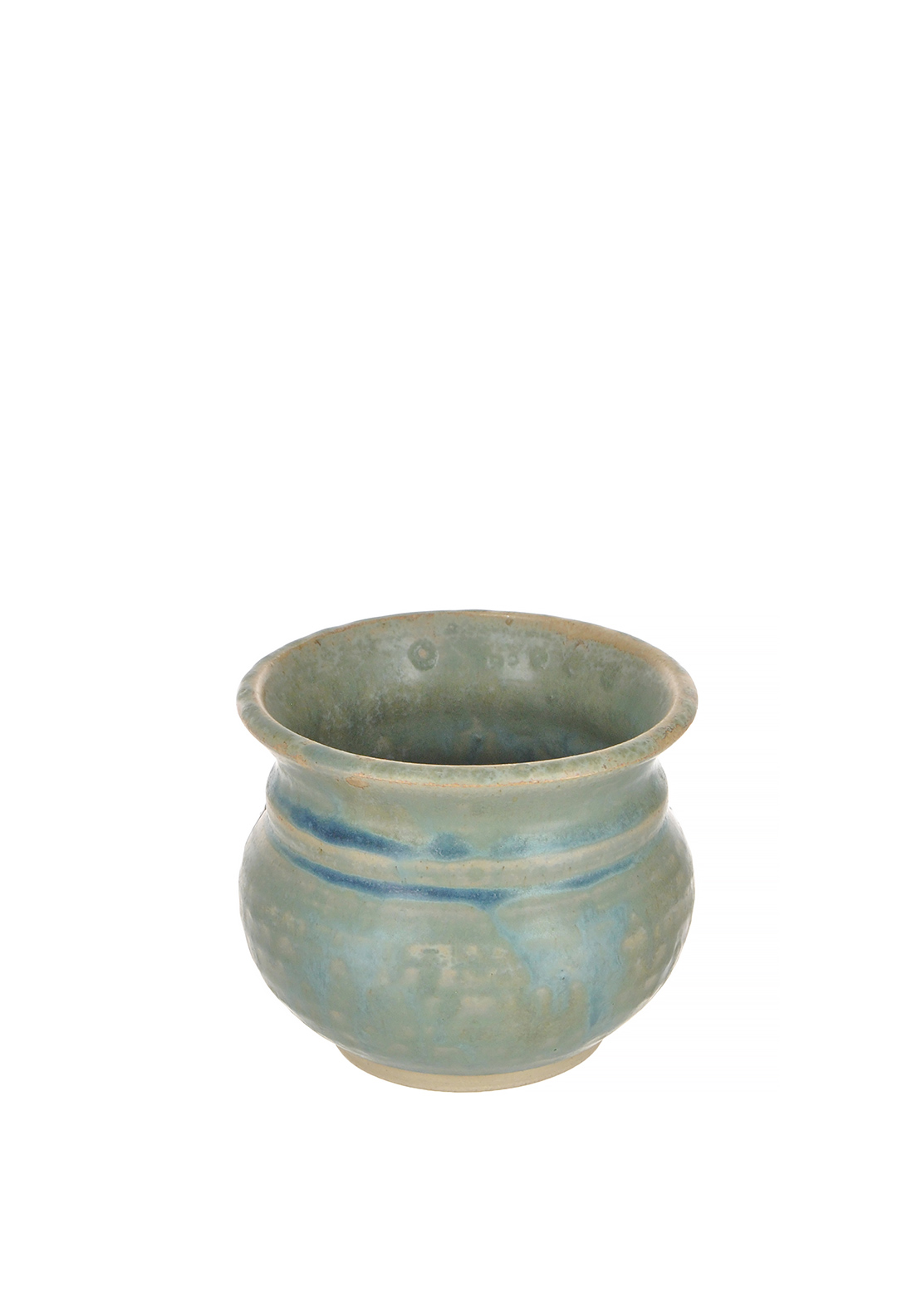 Moville Pottery Sugar Bowl