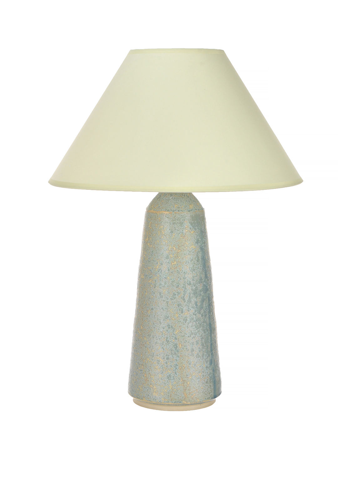 Moville Pottery Table Lamp & matching Shade