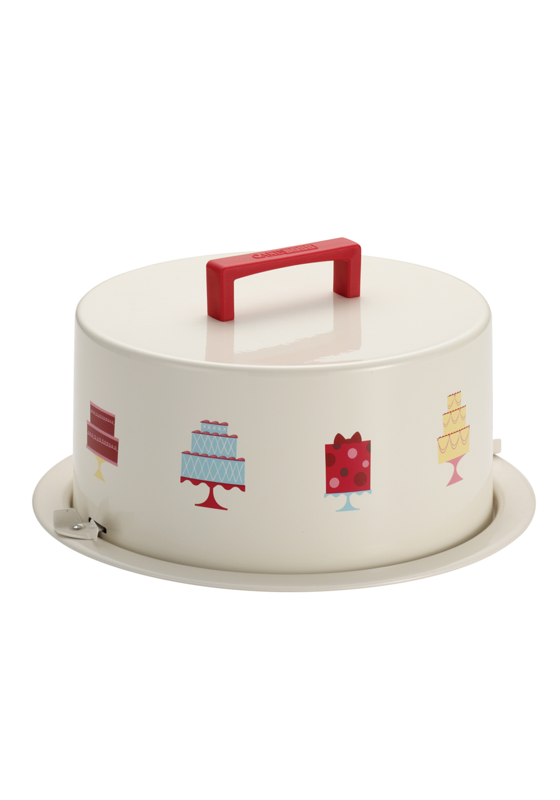 Cake Boss Metal Cake Carrier