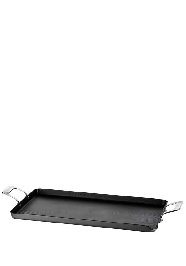 Circulon Double Griddle, 9.4 x 22.2""