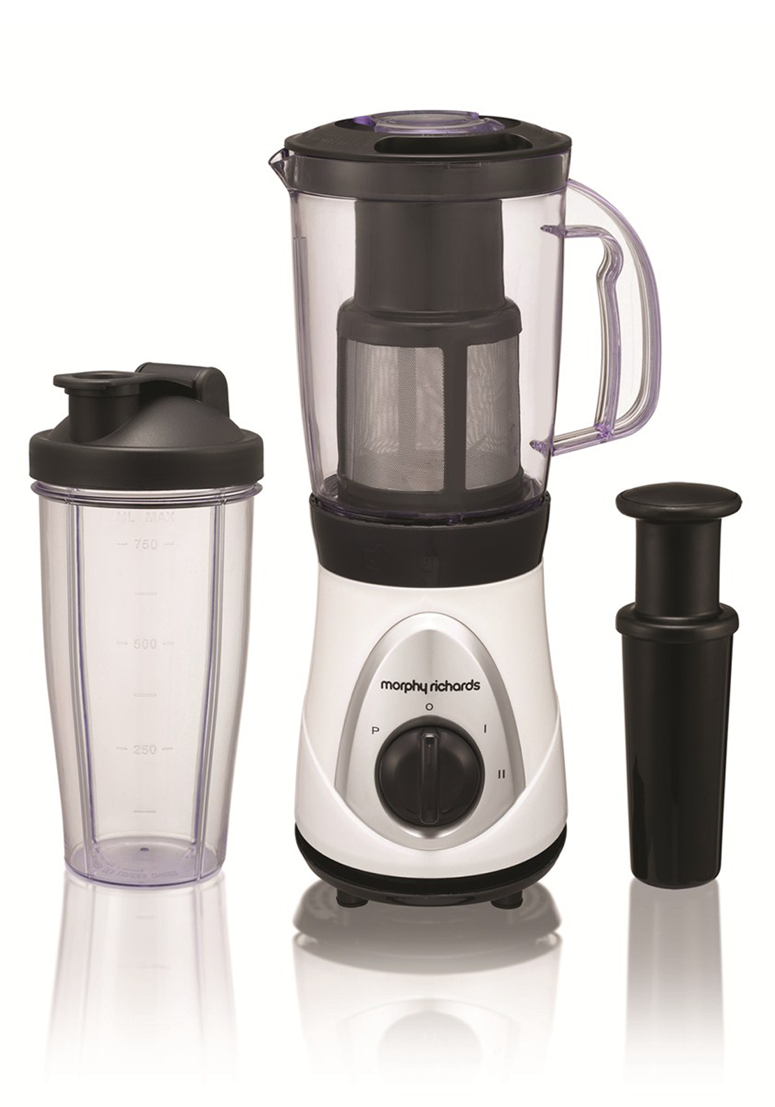Morphy Richards Easy Blend & Juice Machine, 750ml