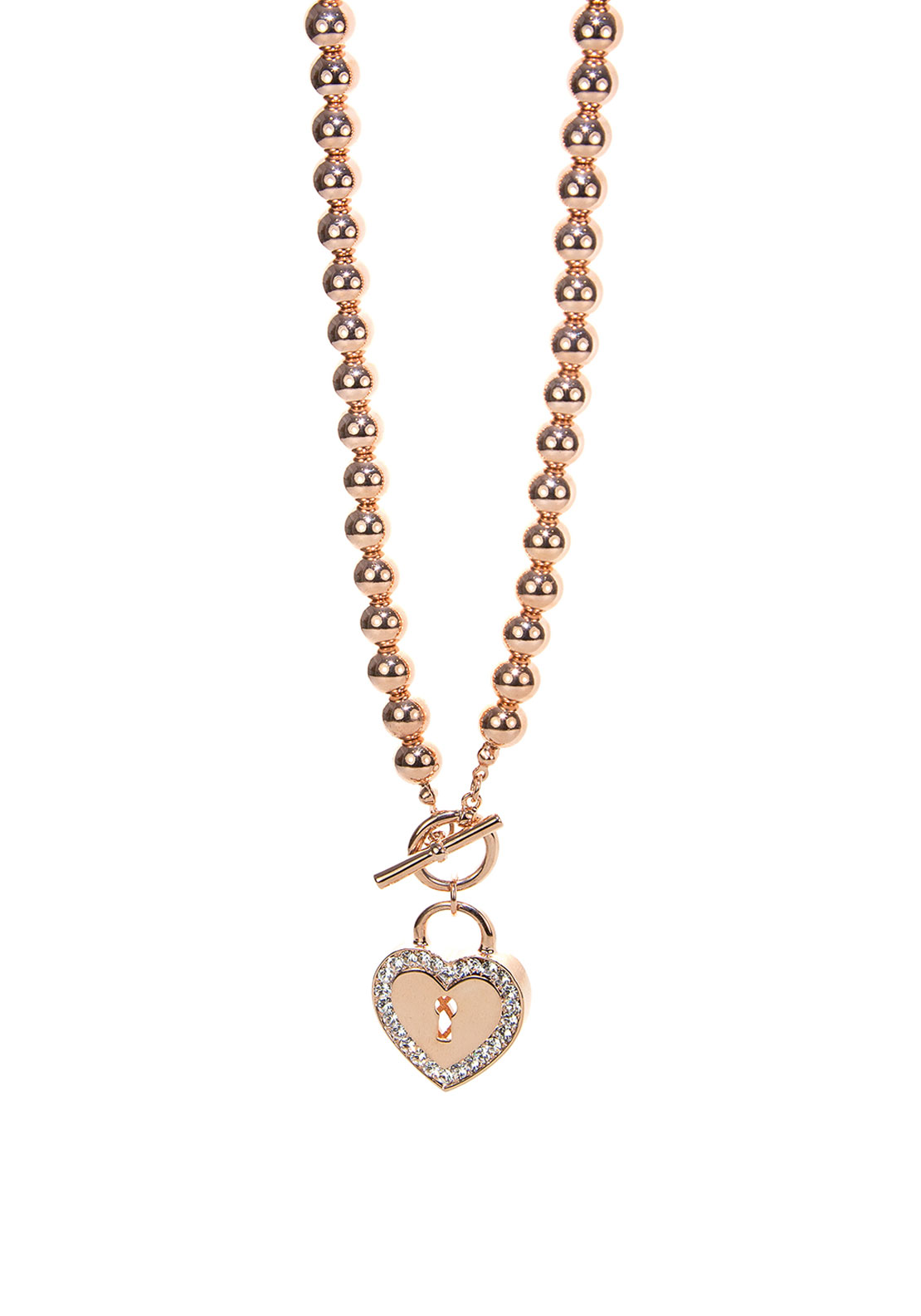 Absolute Jewellery Heart Pendant Necklace
