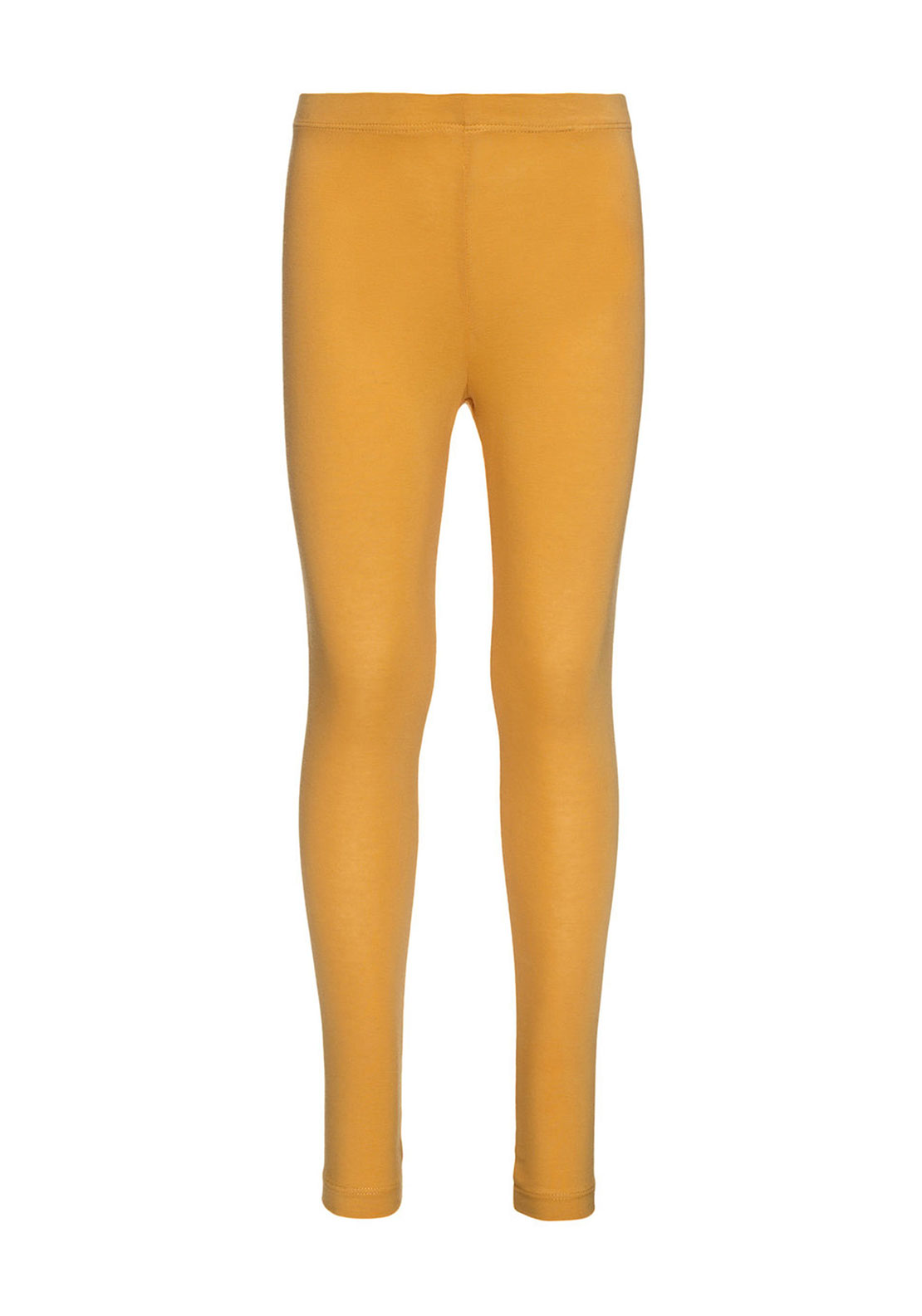 Name It Girls Vivian Leggings, Mustard Yellow