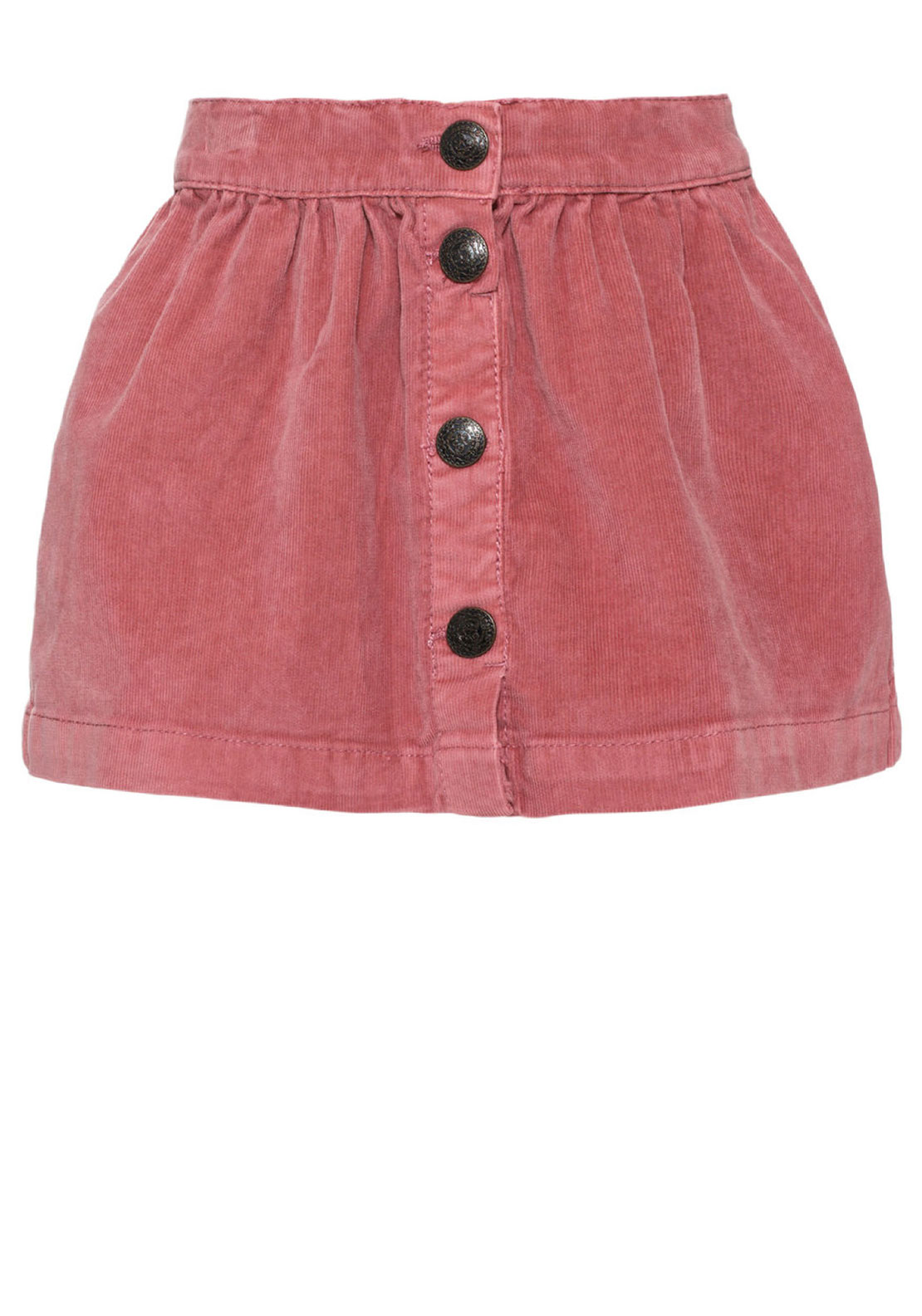 Name It Mini Girls Lone Cord Skirt, Pink