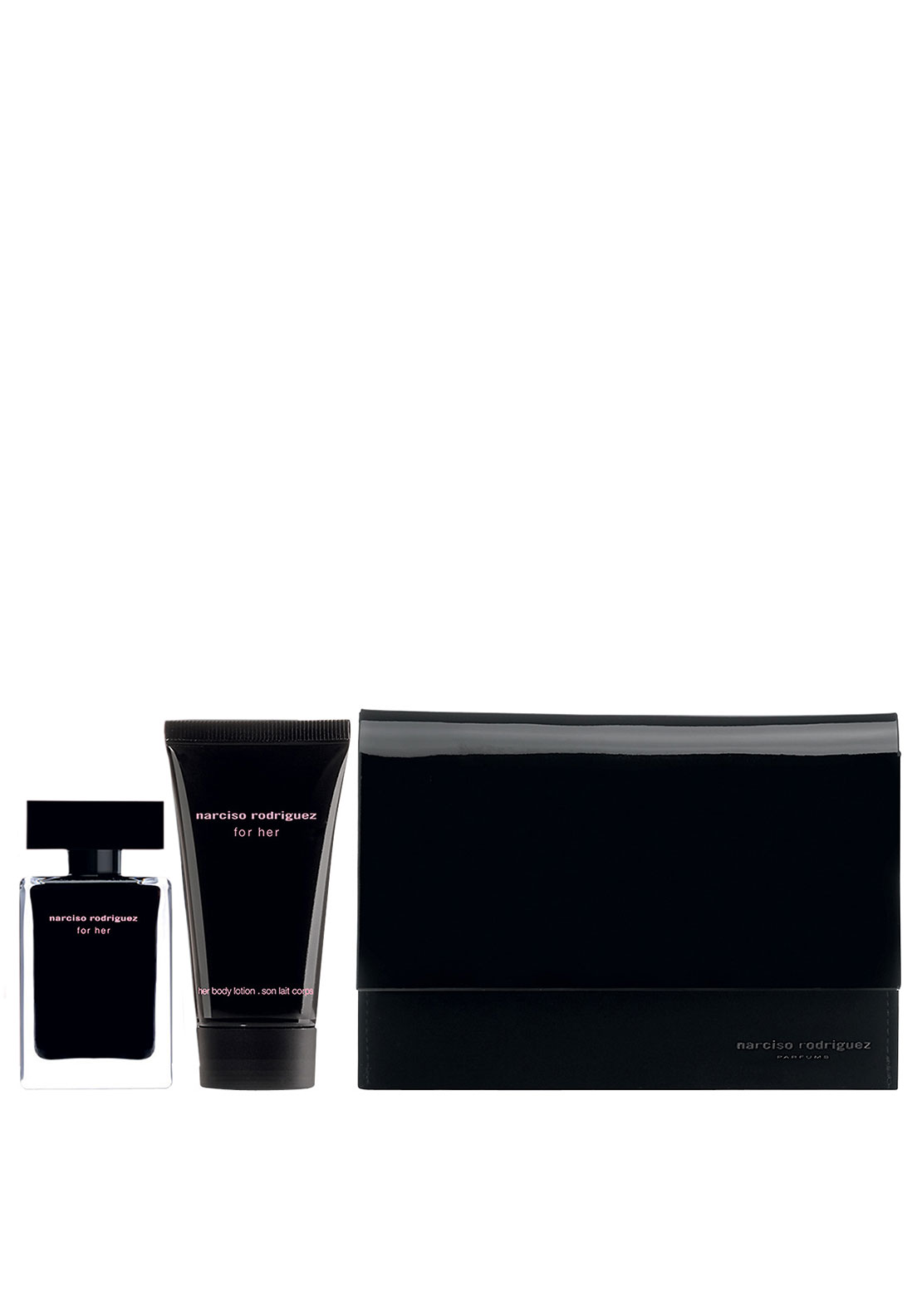 Narciso Rodriguez for her eau de Toilette Giftset