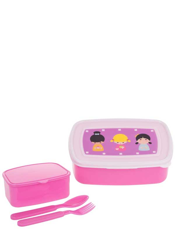 My Little Lunch Little Blossom Lunch Box