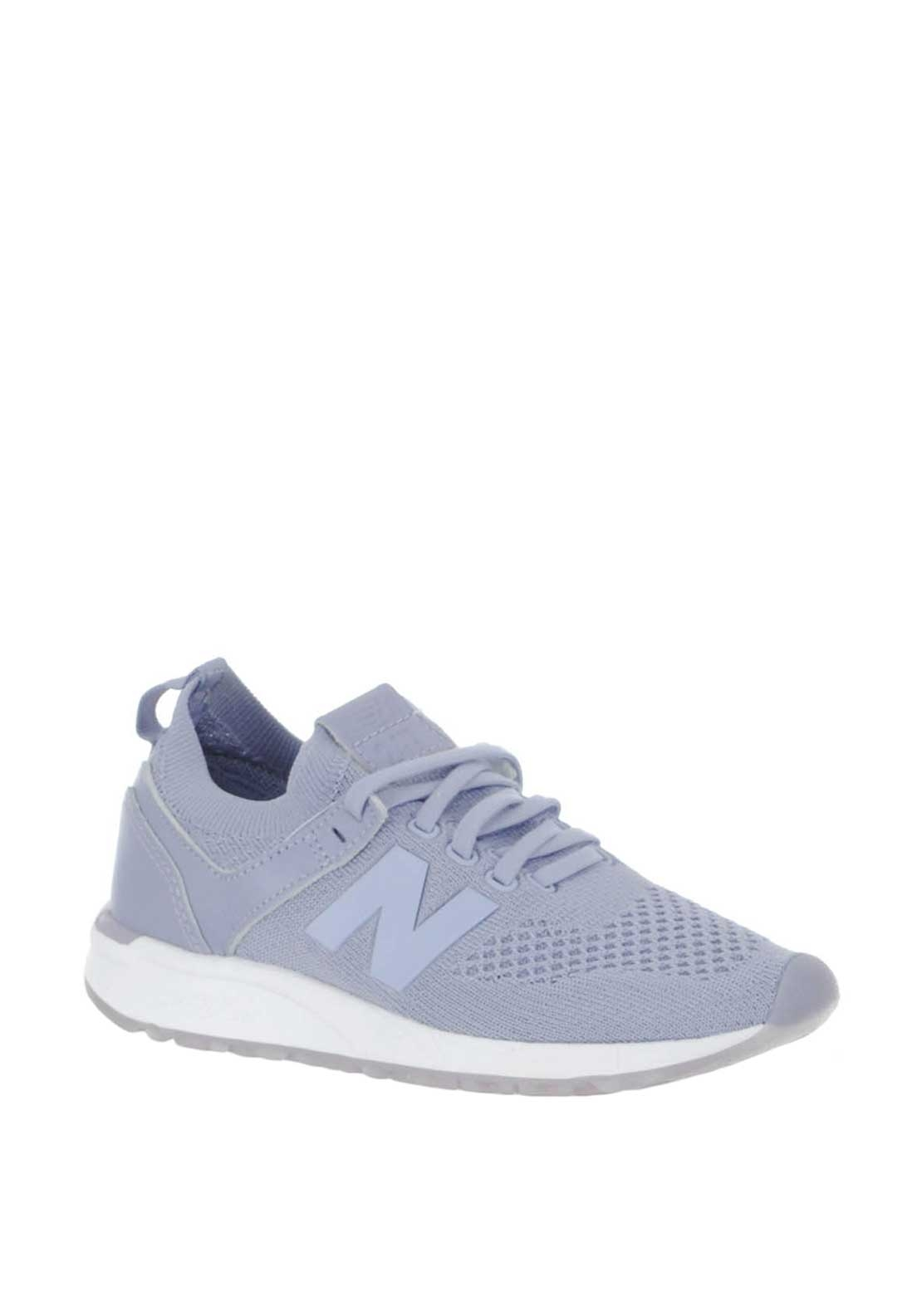 New Balance Womens 247 Decon Trainers, Lilac