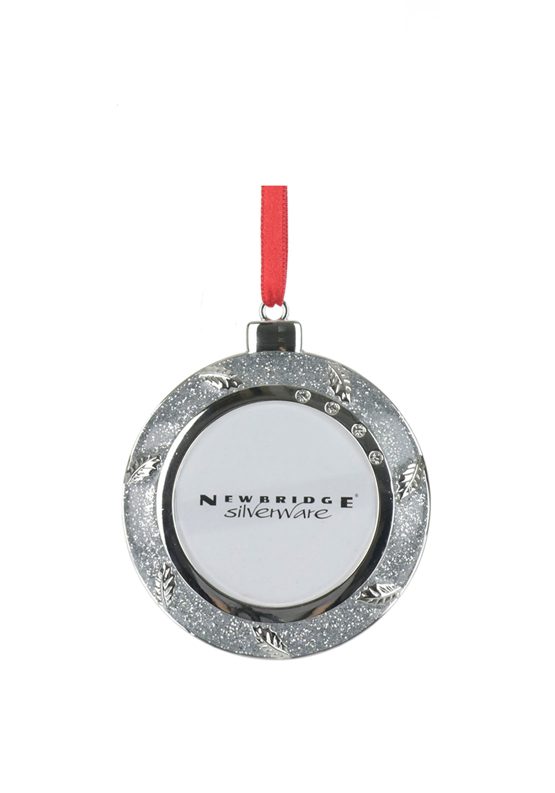 Newbridge Christmas Hanging Bauble Frame Decoration