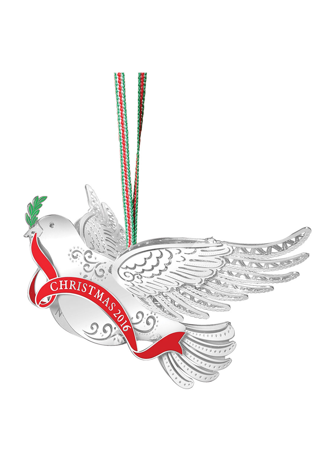 Newbridge Christmas Dove of Peace Hanging Decoration